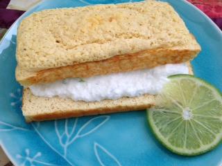 Coconut Ricotta Bread
