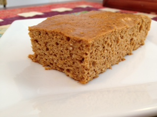 Fit Chick Pumpkin Pie Cake