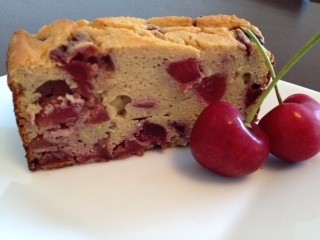 Coconut Cherry Bread