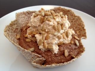 Mocha Mousse & Peanut CreamBowls