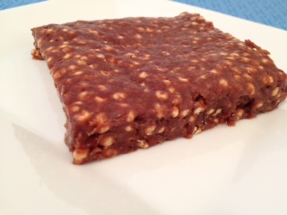 Chocolate Hazelnut KrispieSquares