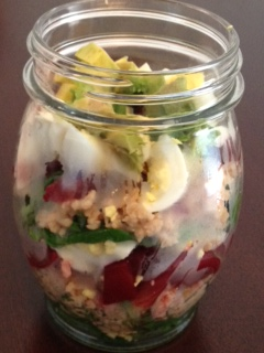 Lunch In A Jar – Sunday Power Meal #5