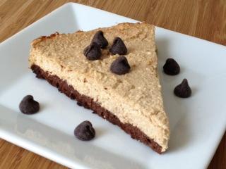 Peanut Butter Cream ChocolateCheesecake