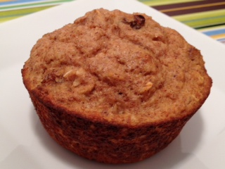 Powerhouse Muffins for Power Meal Challenge #4