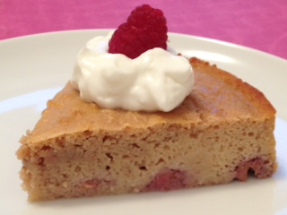 Raspberry Kefir Cake – My 2nd Recipe Redux!